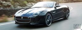 Jaguar F-Type V8 S UK-spec - 2013