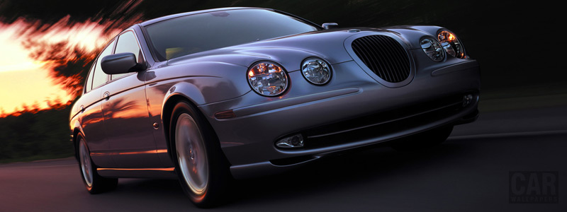 Обои автомобили Jaguar S-Type - 1999-2003 - Car wallpapers