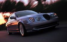 Обои автомобили Jaguar S-Type - 1999-2003