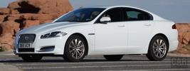 Jaguar XF 2.2 i4 Diesel - 2012