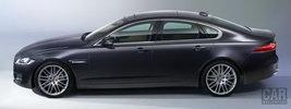 Jaguar XF Portfolio - 2015