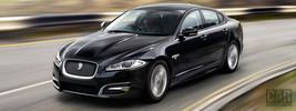 Jaguar XF R-Sport UK-spec - 2014