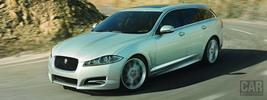 Jaguar XF Sportbrake - 2012