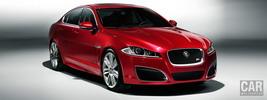 Jaguar XFR - 2011