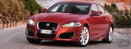 Jaguar XFR - 2012