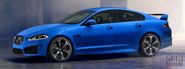 Jaguar XFR-S - 2013