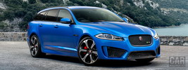 Jaguar XFR-S Sportbrake UK-spec - 2014