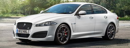 Jaguar XFR Speed Pack UK-spec - 2012