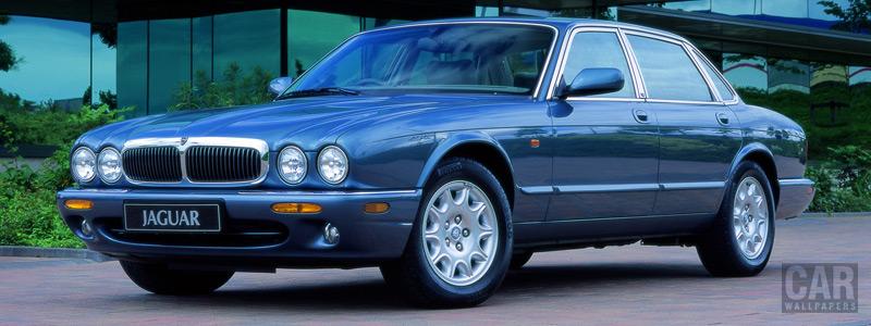 Обои автомобили Jaguar XJ Executive X308 - 1997-2003 - Car wallpapers