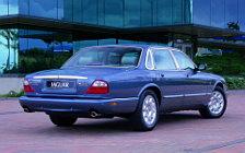 Обои автомобили Jaguar XJ Executive X308 - 1997-2003