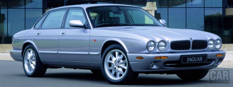Обои автомобили Jaguar XJ Sport X308 - 1997-2003 - Car wallpapers
