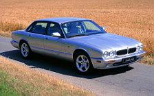 Обои автомобили Jaguar XJ Sport X308 - 1997-2003