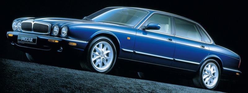 Обои автомобили Jaguar XJ8 X300 - 1997-2003 - Car wallpapers