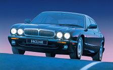 Обои автомобили Jaguar XJ8 X300 - 1997-2003