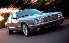 Обои автомобили Jaguar XJR X308 - 1997-2003