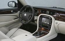 Обои автомобили Jaguar XJ Sovereign - 2008