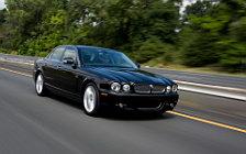 Обои автомобили Jaguar XJ (US version) - 2008