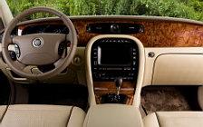 Обои автомобили Jaguar XJ Vanden Plus - 2008