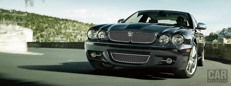 Обои автомобили Jaguar XJ Portfolio - 2009 - Car wallpapers