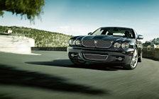 Обои автомобили Jaguar XJ Portfolio - 2009