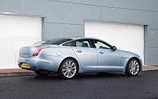 Обои автомобили Jaguar XJ UK-spec - 2010