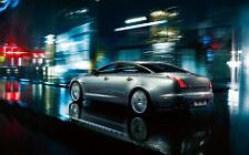 Обои Jaguar XJ 2010