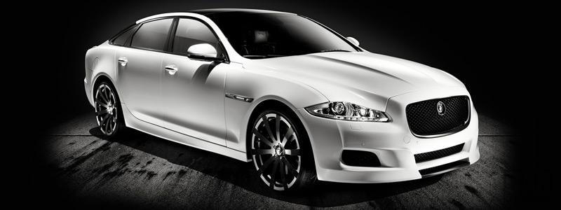 Обои автомобили Jaguar XJ75 Platinum Concept - 2010 - Car wallpapers