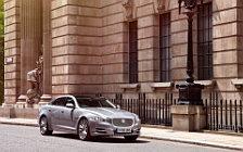 Обои автомобили Jaguar XJL UK-spec - 2010