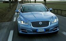 Обои автомобили Jaguar XJL - 2010