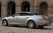 Обои автомобили Jaguar XJL - 2011