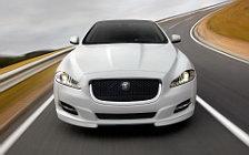Обои автомобили Jaguar XJ Sport and Speed Pack - 2012