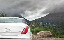Обои автомобили Jaguar XJL AWD US-spec - 2012