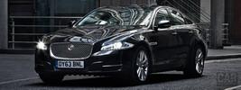 Jaguar XJ 3.0d UK-spec - 2014