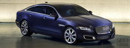 Jaguar XJ L Autobiography UK-spec - 2015