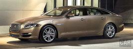 Jaguar XJ L Portfolio - 2015