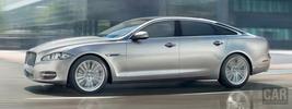 Jaguar XJ Sentinel - 2010