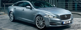 Jaguar XJ UK-spec - 2013