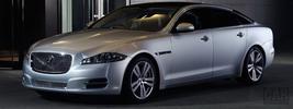 Jaguar XJ UK-spec - 2014