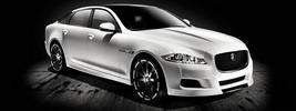 Jaguar XJ75 Platinum Concept - 2010