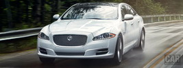 Jaguar XJL AWD US-spec - 2012