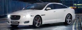 Jaguar XJL Supersport UK-spec - 2014