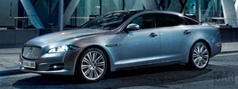 Jaguar XJL UK-spec - 2010