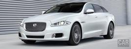 Jaguar XJL Ultimate - 2012