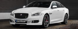 Jaguar XJR UK-spec - 2014