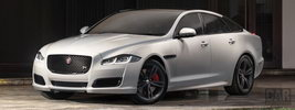Jaguar XJR UK-spec - 2015