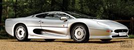 Jaguar XJ220 - 1992-1994