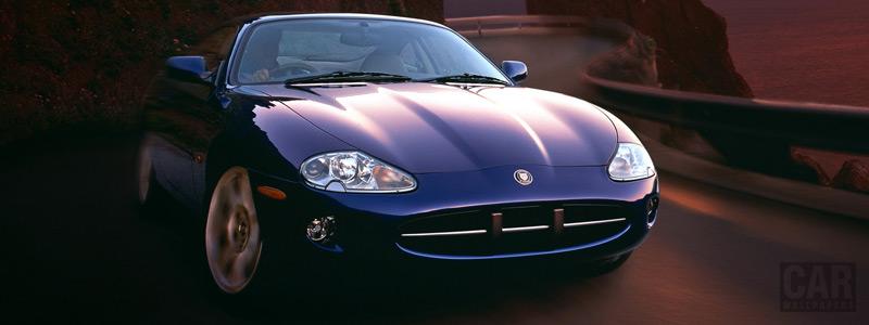 Обои автомобили Jaguar XK8 Coupe - 1996-2002 - Car wallpapers