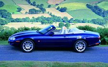 Обои автомобили Jaguar XKR Convertible - 1998-2002