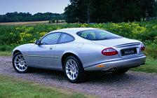 Обои автомобили Jaguar XKR Coupe - 1998-2002