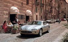 Обои автомобили Jaguar XK8 Coupe - 2003-2004